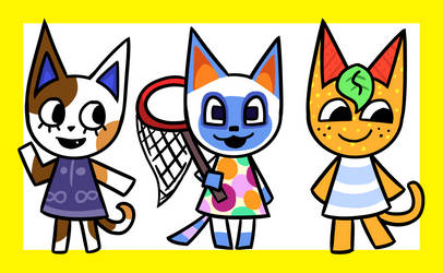 Cats by gabby0004
