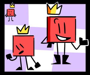 Pixel With a Crown by gabby0004