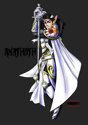 Anathoth - Ochs by MagusFerox