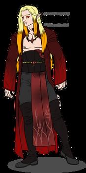 Seiph - Red Batik