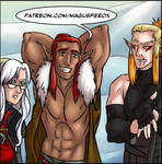WARLOCK page 2 Now on Patreon by MagusFerox