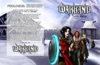 WARCRY Cover