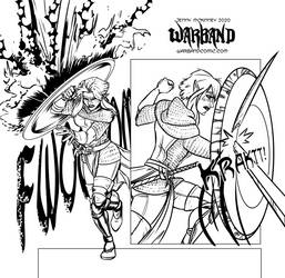 WARLOCK 15 Inks Preview