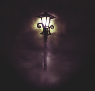 Lamplight by NMatychuk