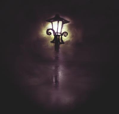 Lamplight by NMatychuk