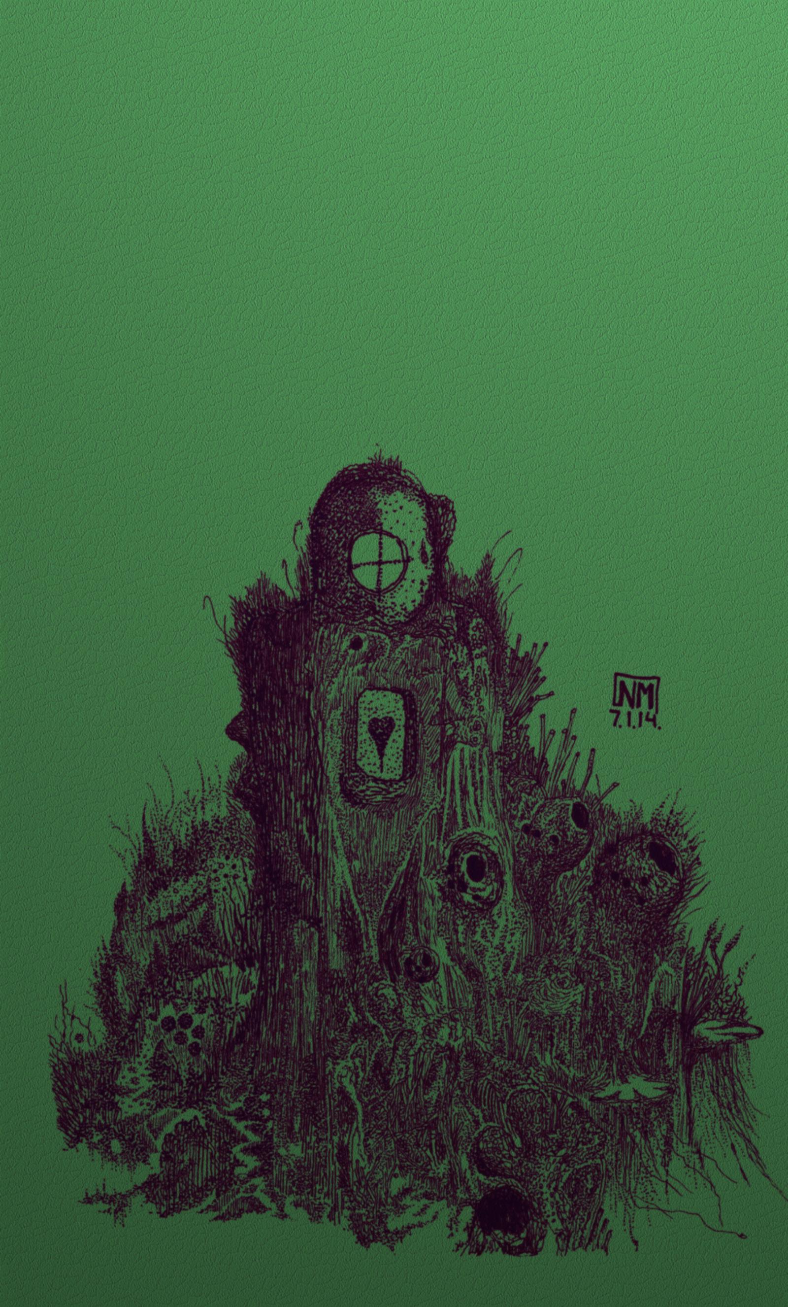 Entombed Under The Sea v2 by NMatychuk