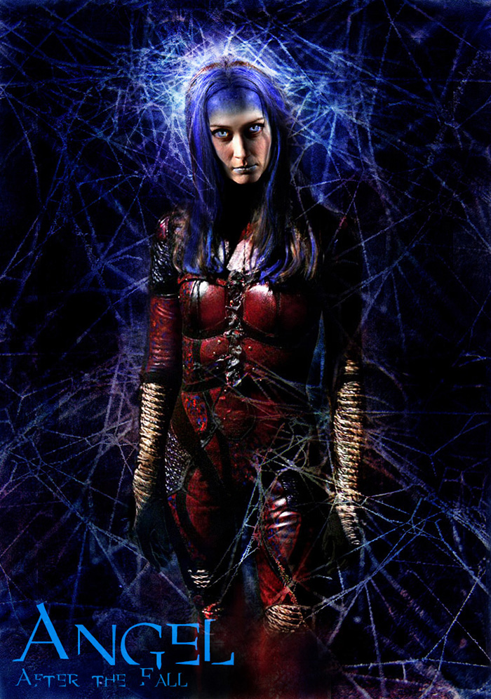 'After the Fall' Illyria by sueworld