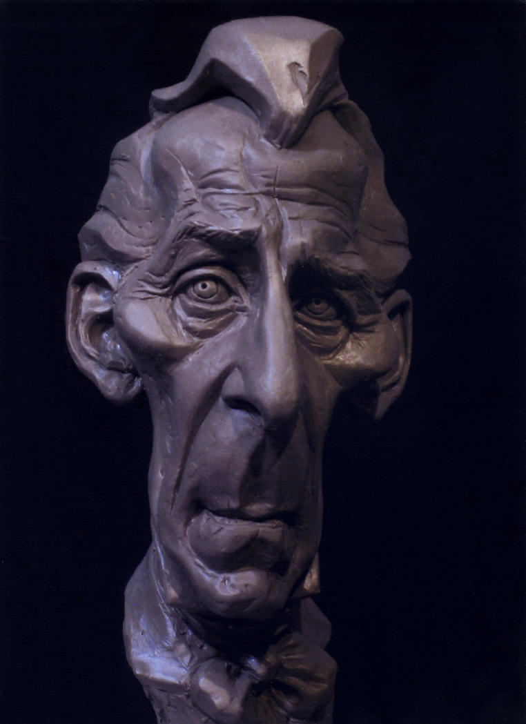 'Peter Cushing 1' by sueworld