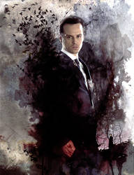 Moriarty by sueworld