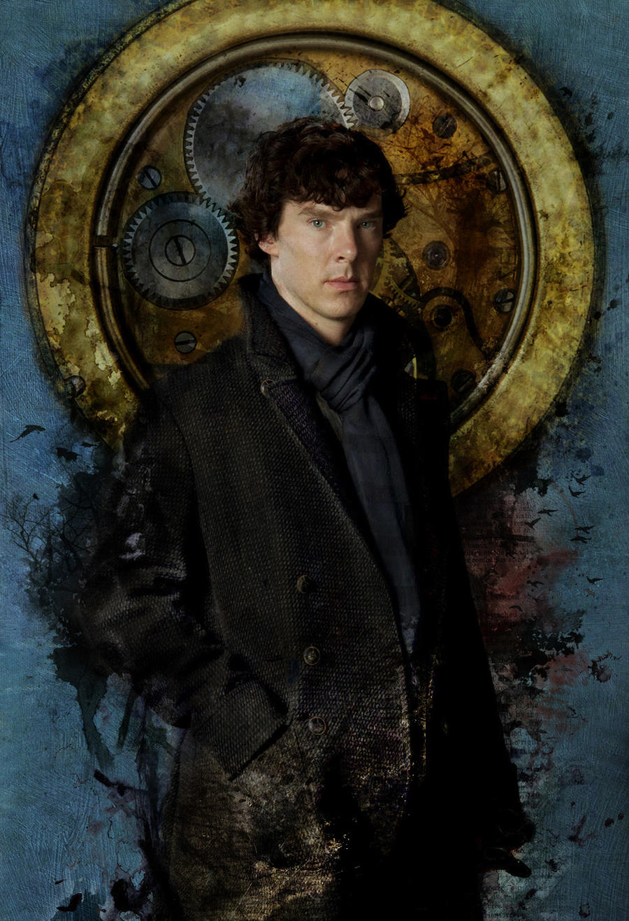 'Sherlock' by sueworld