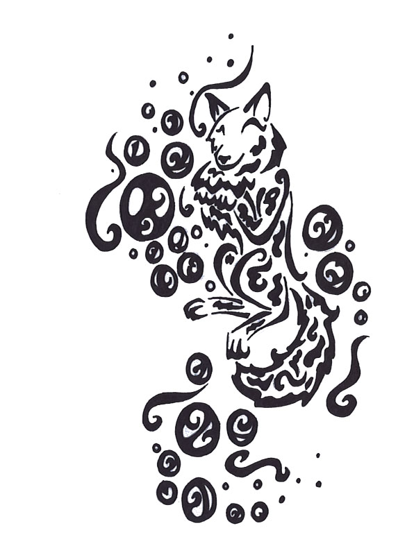 Japanese Water Tattoo Designs