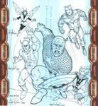 Iron Man 2 card Avengers 4