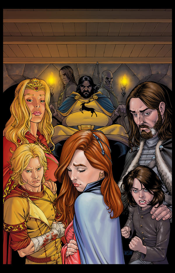 Game of Thrones covers by UnderdogMike
