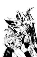 Bat Wolverine by UnderdogMike