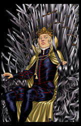 Game of Thrones issue 18 cover by UnderdogMike