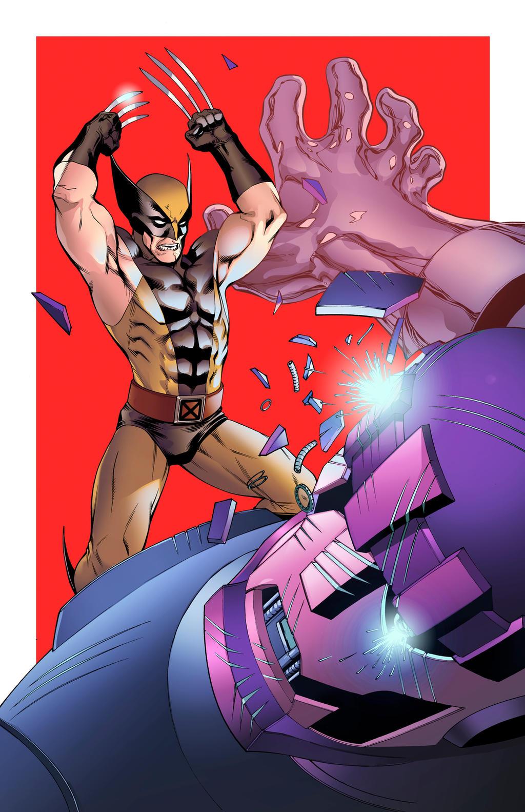 Wolverine 2013 by UnderdogMike