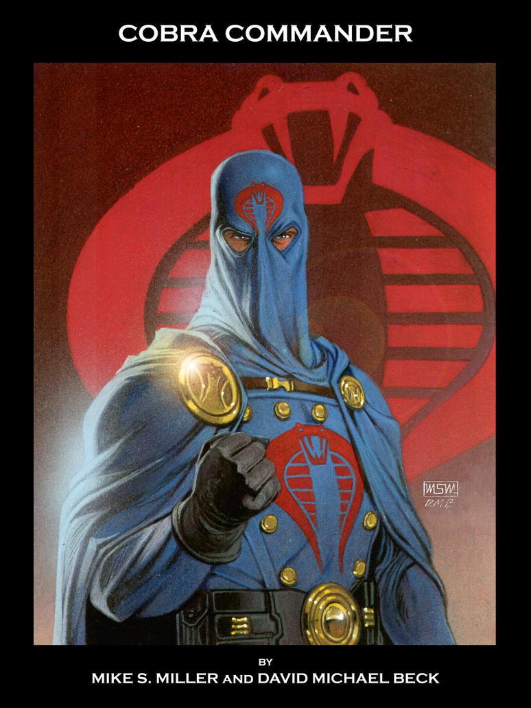 Cobra Commander by UnderdogMikeCobra Commander Wallpaper