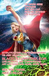 DA supergirl ad