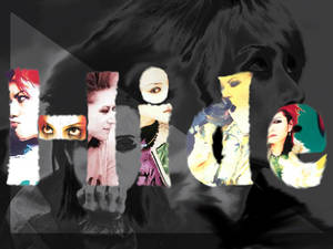 Hide wallpaper