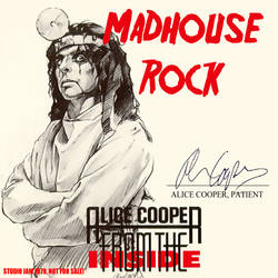 Alice Cooper - Madhouse Rock