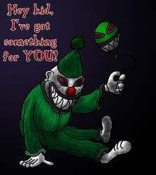 Evil Clown 01