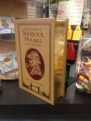 The Great Big Book of Sherlock