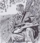 Wehrmacht Sniper
