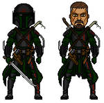 Gladus Tite - Micro Hero WIP by CorranFett