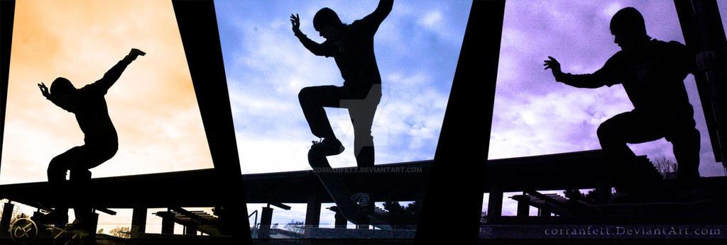 Skate 2 - Jump sequence