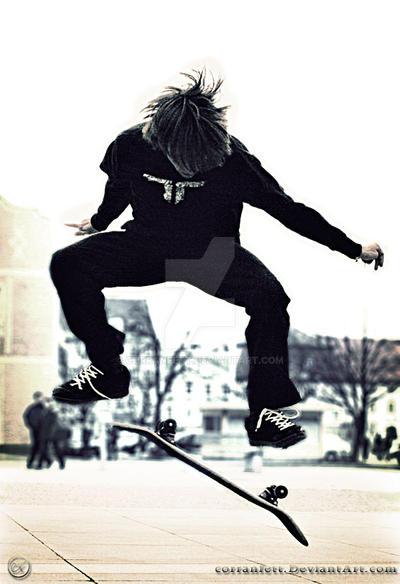 Skate 7 - Aerials by CorranFett