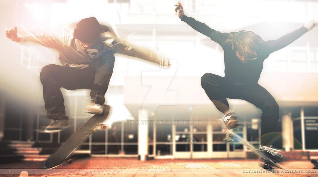 Skate 8 - Fearful Symmetry by CorranFett
