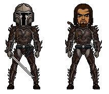 Altair Jiriad - Micro Hero WIP