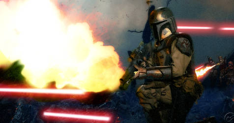 Another skirmish in a lost war by CorranFett