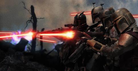 The Skirmish II by CorranFett