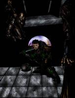 Gladus Tite vs. Scarheads by CorranFett