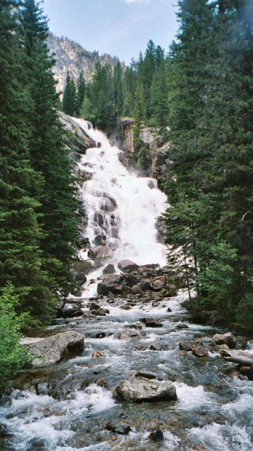 Hidden Falls by AlterEgox5