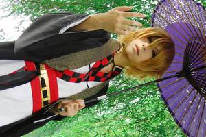 Hakuouki: Kazama Chikage by Ray-DDDDD