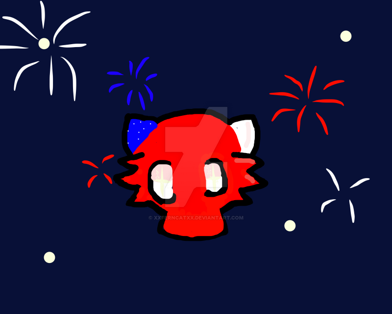 Firework by xXFernCatXx
