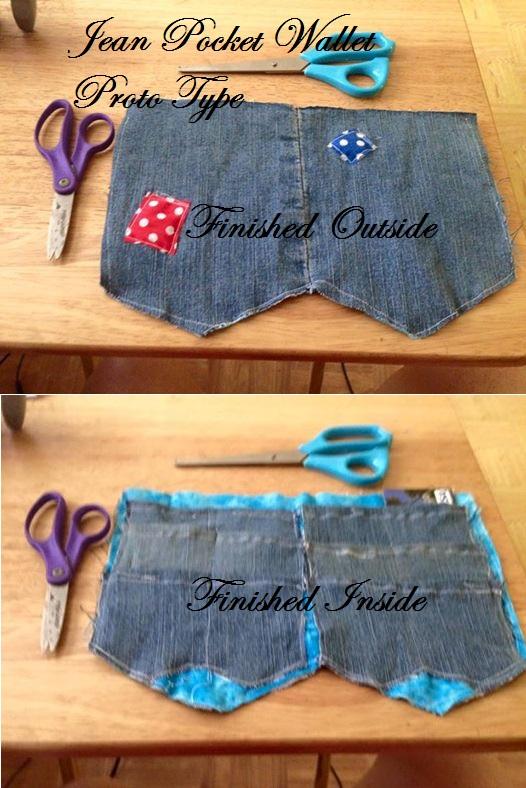 Jean Pocket Wallet by YamiYAlexander4