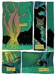 Prologue, The Satue 1