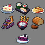 Cake and Misc Foods
