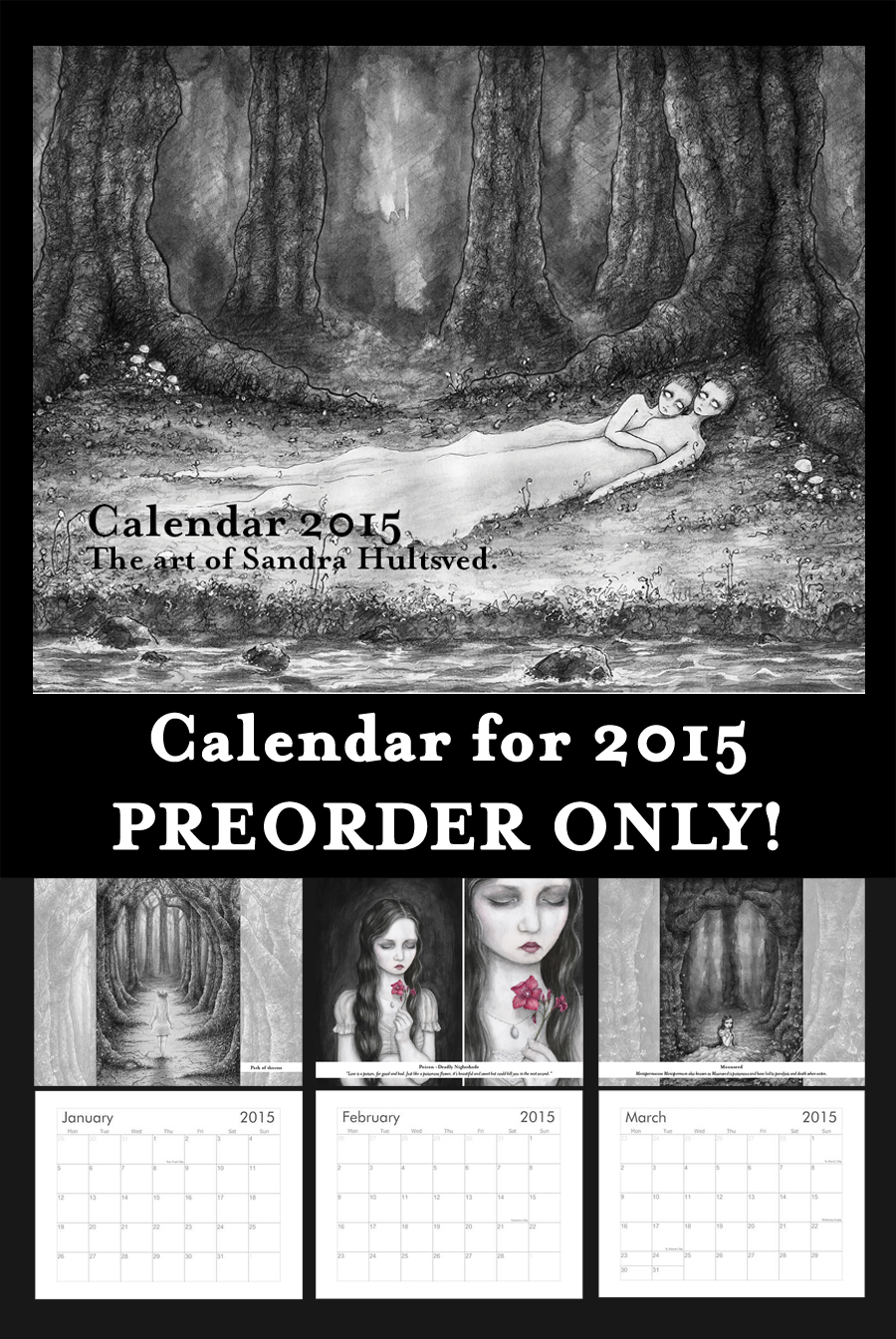 Kalender 2015 webb by SandraHultsved