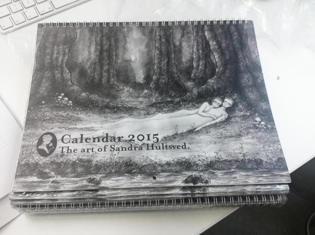 Kalender by SandraHultsved