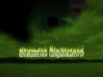 ultimate nightmare by theallmightybob