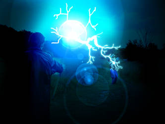 lightning. by theallmightybob