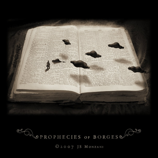 Prophecies of Borges - 4 by lostbooks