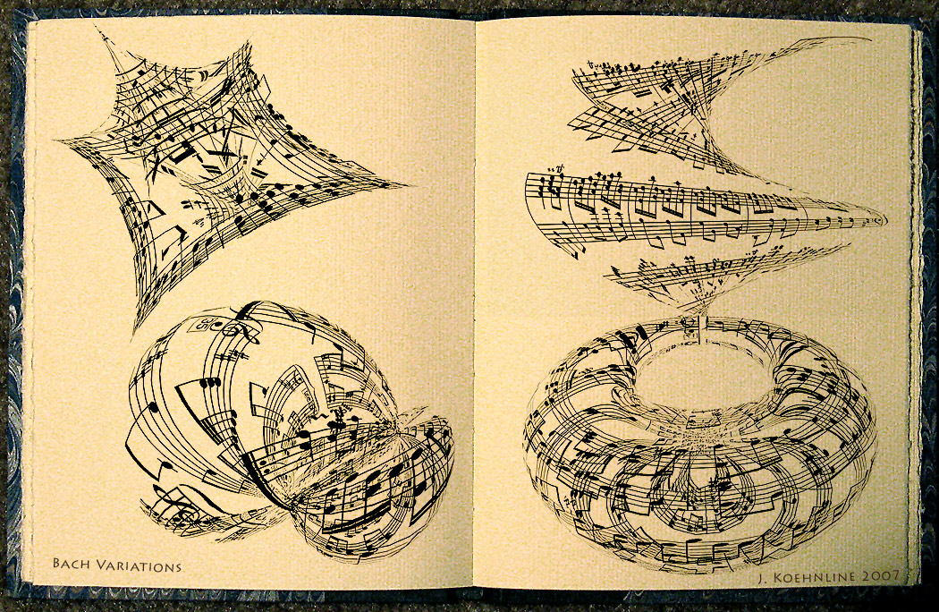 Bach Variations by lostbooks