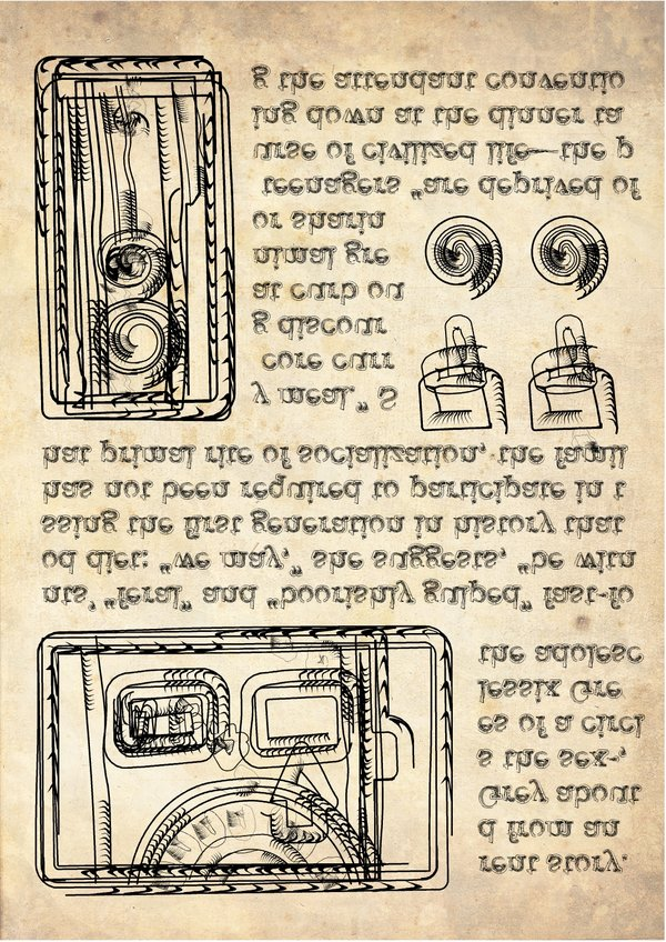 Da Vinci player by lostbooks