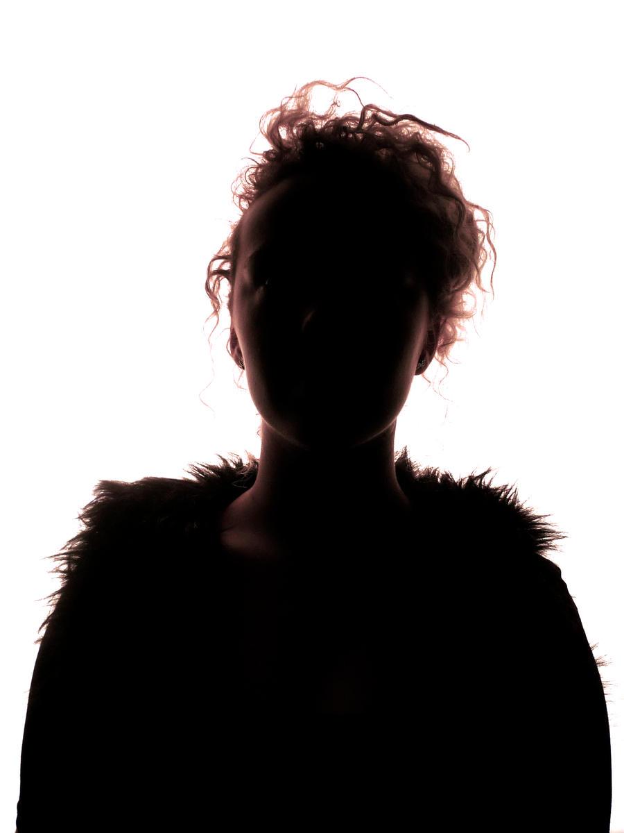 Portrait Silhouette by EpicKris on DeviantArt