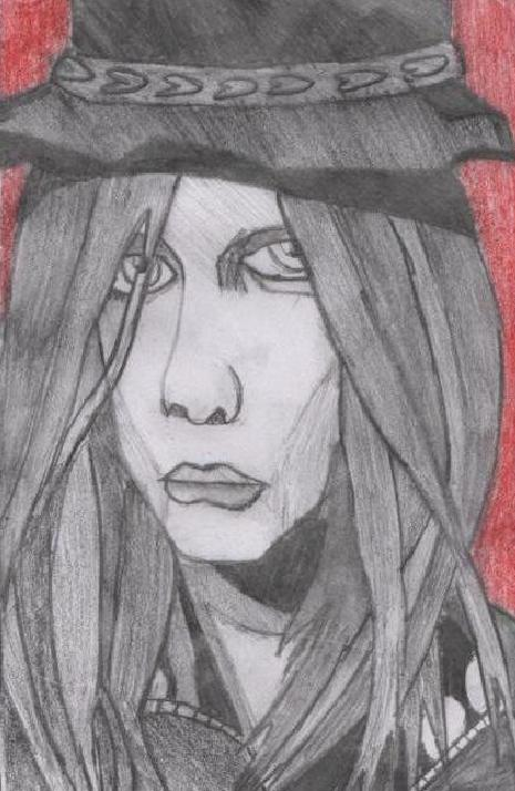 Sebastian Bach by little-vampire-dane